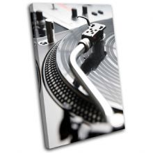 Decks Turntables DJ Club - 13-1612(00B)-SG32-PO
